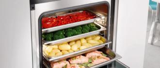 Встраиваемая пароварка: функции, совмещающие духовку и микроволновку вместе на кухне!