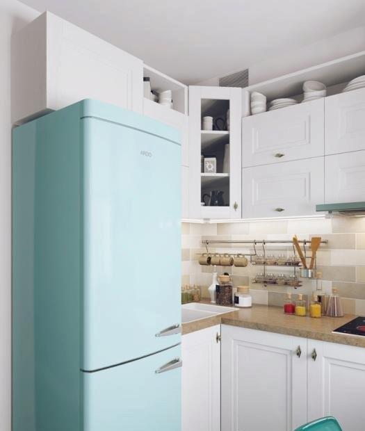 Идеи и рекомендации, как сделать дизайн маленькой современной кухни практичным и красивым