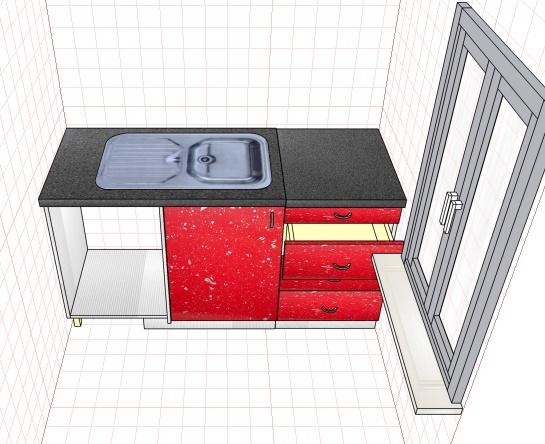основные ошибки при проектировании кухни своими руками