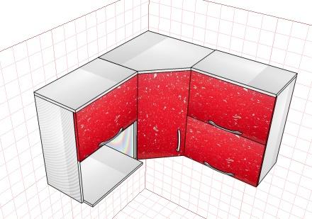 ошибки проектирования угловой кухни